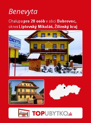 Benevyta - TopUbytko.sk