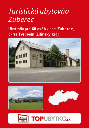 Turistická ubytovňa Zuberec - TopUbytko.sk