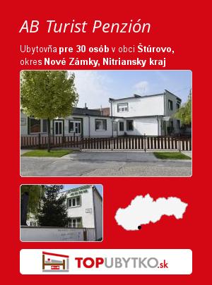 AB Turist Penzión - TopUbytko.sk