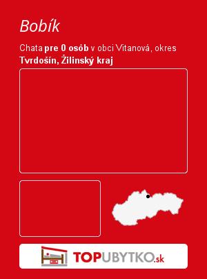 Bobík - TopUbytko.sk