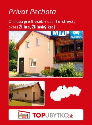 Privat Pechota - TopUbytko.sk