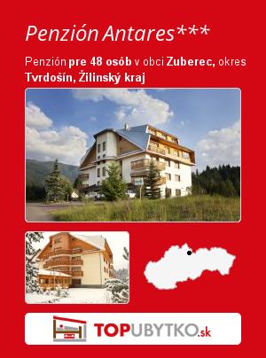 Penzión Antares*** - TopUbytko.sk