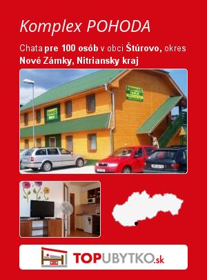 Komplex POHODA - TopUbytko.sk