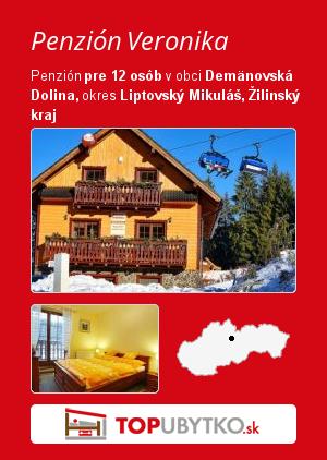 Penzión Veronika - TopUbytko.sk