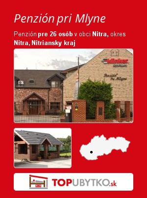 Penzión pri Mlyne - TopUbytko.sk